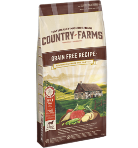 Country Farms Grain Free Recipe - Adult