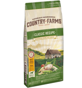 Country Farms Classic Recipe - Puppy